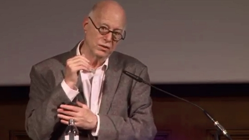 Lecture by Richard Sennett