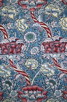 "William Morris: Decorative Fabric ""Wandle"""