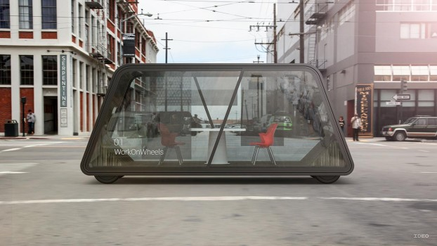 Work on Wheels by IDEO