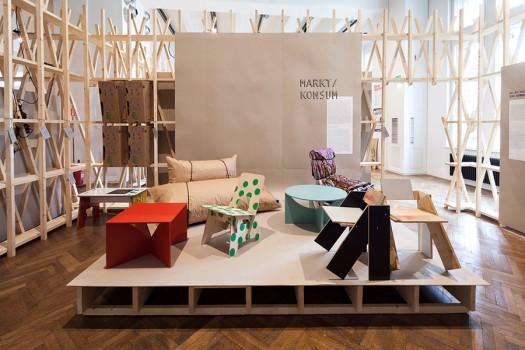 Nomadic furniture 30 mak museum vienna exhibition view mak vienna 2013 solutioingenieria Images
