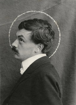 Anonymous, Portrait Photograph of Koloman Moser