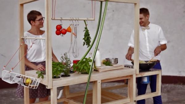 mobile gastfreundschaft - mak museum wien, Kuchen