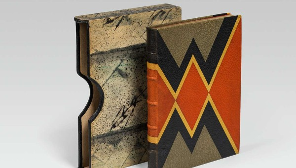 Exhibition: Book Covers of the Wiener Werkstätte