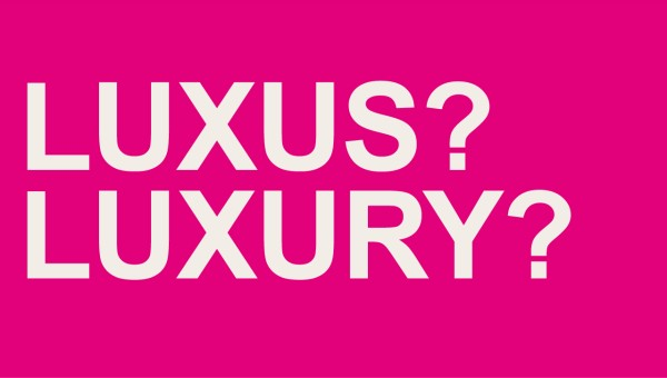 What is Luxury for you?