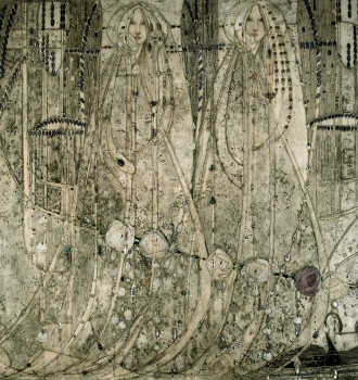 MARGARET MACDONALD, WAERNDORFER FRIEZE