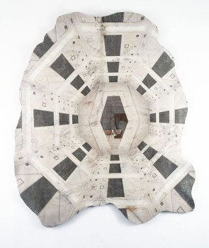 Sarah Ancelle Schönfeld, Shamanistic Travel Equipment/Coat I
