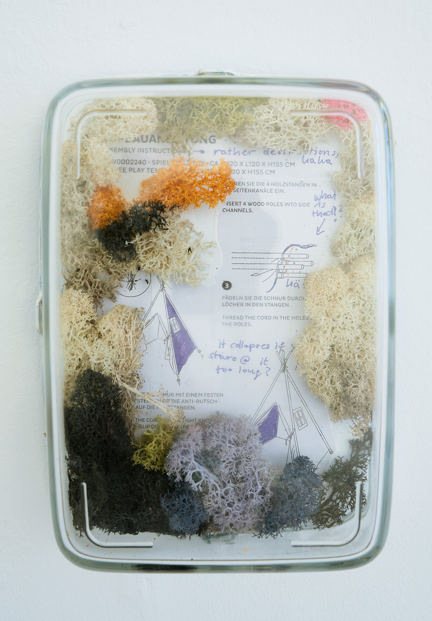 <BODY><div>Sophie Gogl, Without title, 2020</div><div>Mixed media</div><div>24 × 21 × 4 cm</div><div>© Verena Nagl</div></BODY>