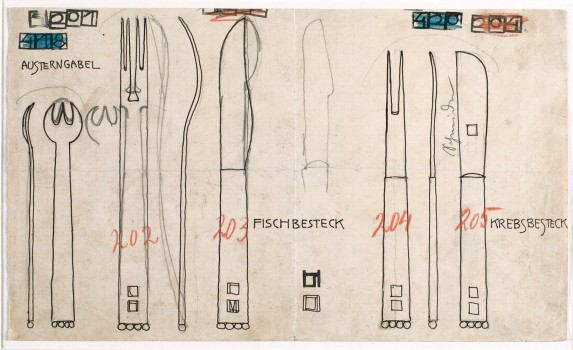 "DESIGN FOR ""FLAT CUTLERY"""