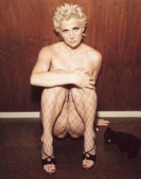Evi quaid naked nude