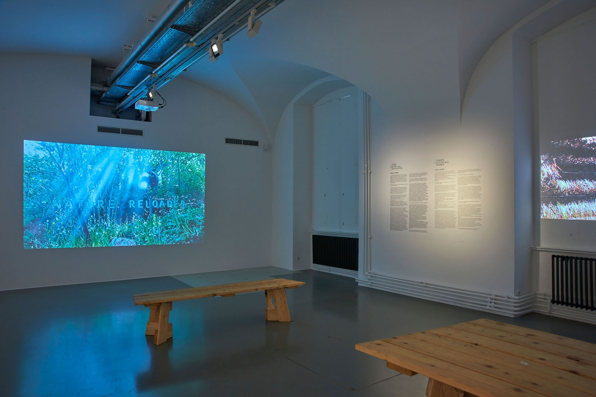 <BODY><div>MAK Exhibition View, 2021</div><div>BREATHE EARTH COLLECTIVE: Climate Culture</div><div>CREATIVE CLIMATE CARE GALLERY</div><div>© MAK/Georg Mayer</div></BODY>