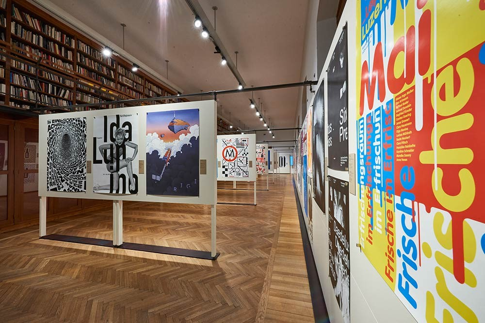 <BODY>MAK Exhibition View.<em> 100 BEST POSTERS 16. Germany Austria Switzerland</em><br /></BODY>