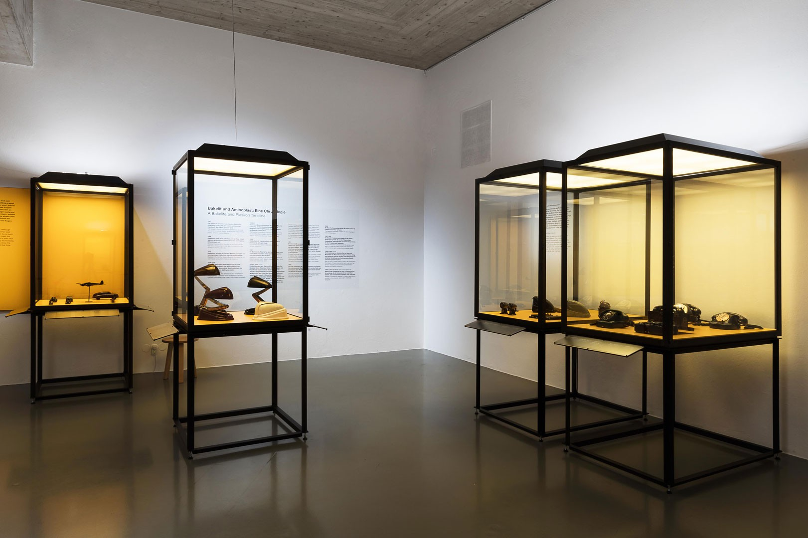 <BODY><div>MAK Exhibition View, 2020</div><div>BAKELITE: The Georg Kargl Collection </div><div>MAK DESIGN LAB</div><div>© Aslan Kudrnofsky/MAK </div></BODY>
