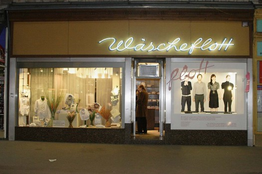 New Clients for Wäscheflott, 2007