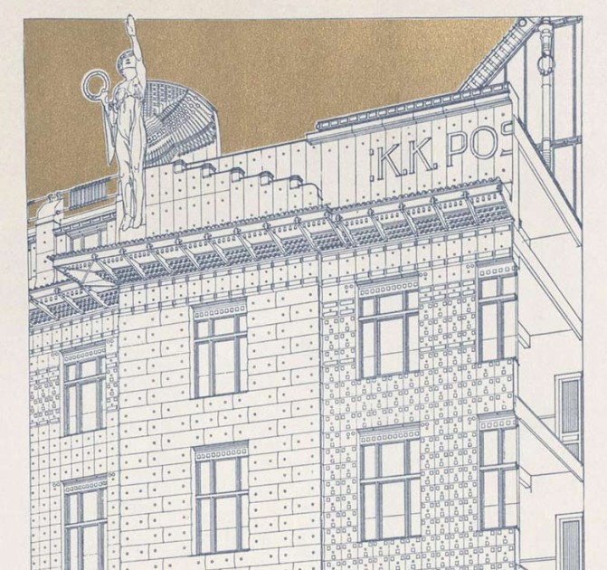Post Otto Wagner Mak Museum Vienna