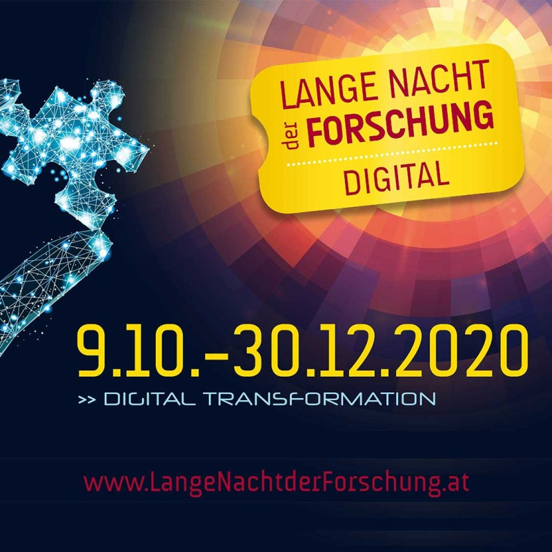 Lange Nacht der ForschungLong Night of Research
