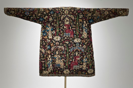 Embroidered SAFAVID CEREMONIAL COAT