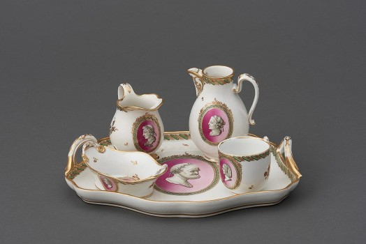 Solitaire Set from the Imperial Court of Maria Theresa