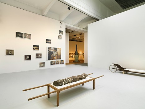 Exhibition View, MAK Vienna, 2014