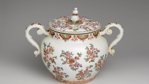 MAK Collection - online: Viennese Porcelain Part II, Du Paquier (1718-1744)