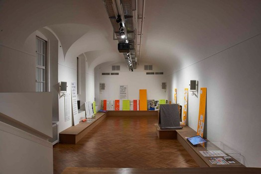 MAK-Ausstellungsansicht, MAK FUTURE LAB for Citizen Science