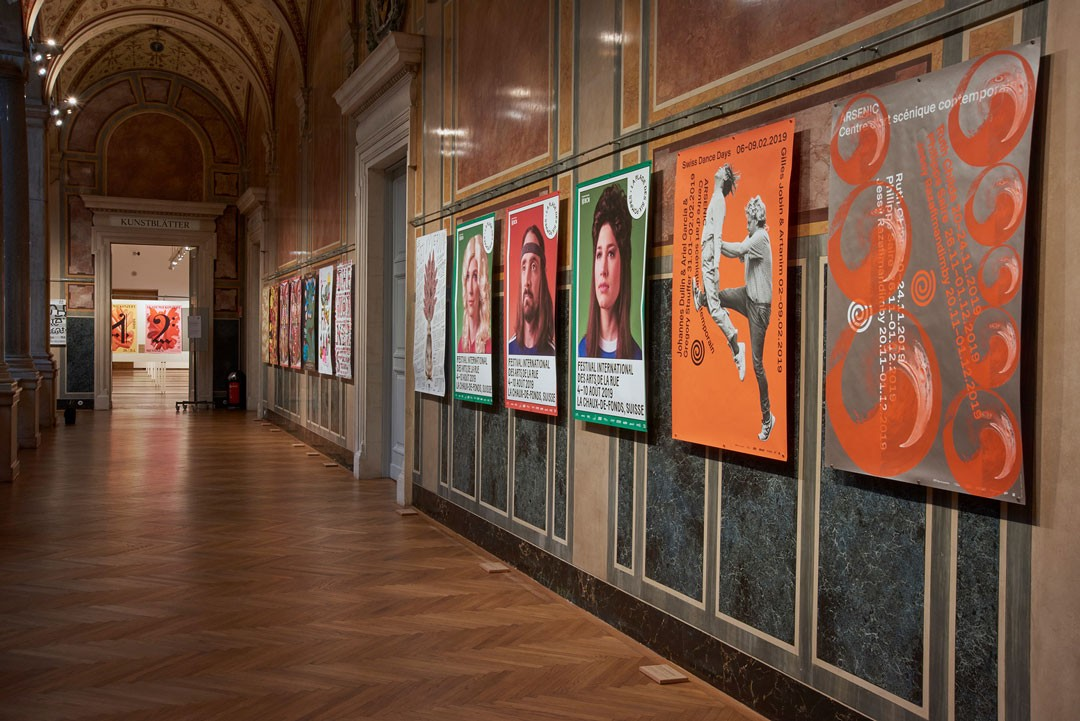 <BODY><div>MAK Exhibition View, 2020</div><div>100 BEST POSTERS 19</div><div>Germany Austria Switzerland </div><div>MAK Columned Main Hall</div><div>© MAK/Georg Mayer</div><div> </div></BODY>
