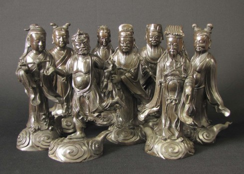 GROUP OF THE EIGHT IMMORTALS