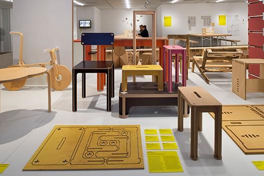 Do it yourself design mak museum vienna exhibition view do it yourself design at museum fr gestaltung 150 schaudepot solutioingenieria Images