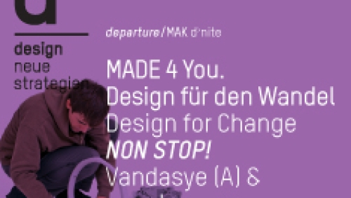MADE 4 YOU. Design für den Wandel