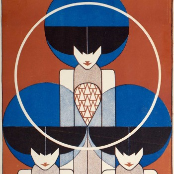 Koloman Moser, Poster for the 13th Secession Exhibition, 1902© MAK