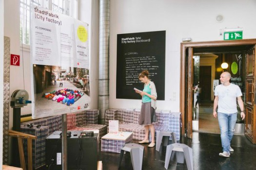 design> neue strategien. StadtFabrik (city factory)