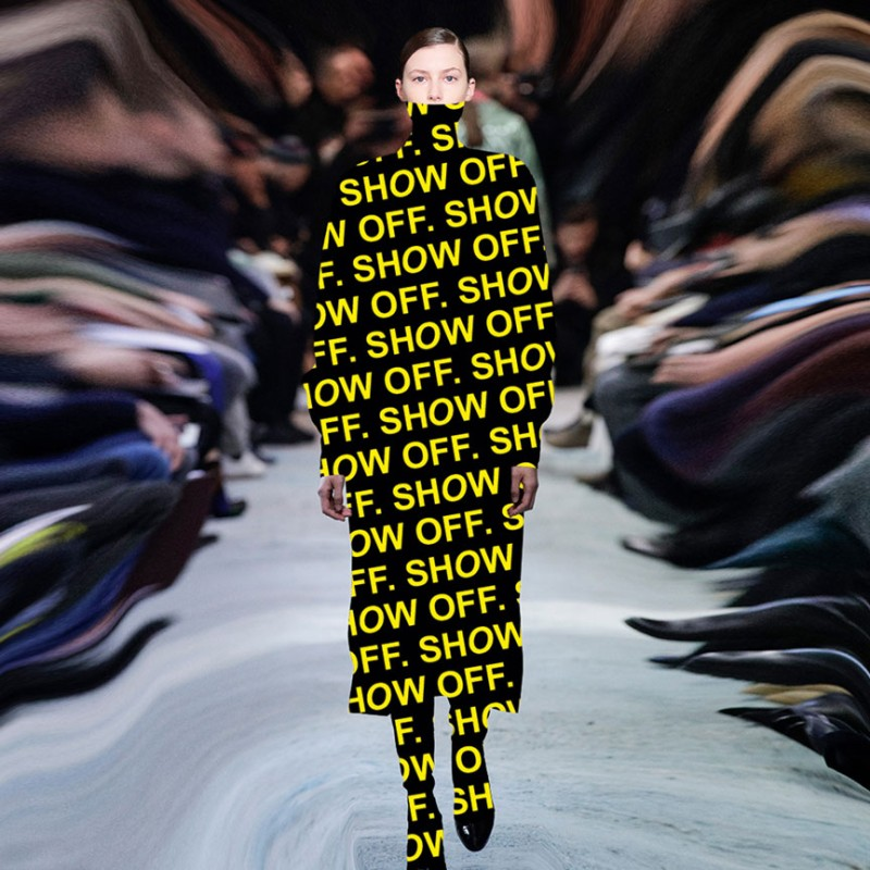 SHOW OFF. Austrian Fashion Design