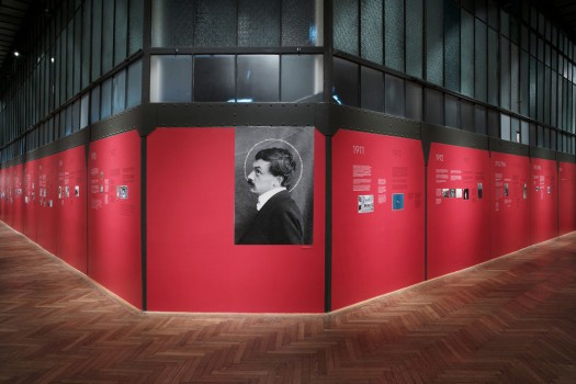 MAK Exhibition View, 2018KOLOMAN MOSER: Universal Artist between Gustav Klimt and Josef HoffmannMAK Exhibition Hall© Aslan Kudrnofsky/MAK