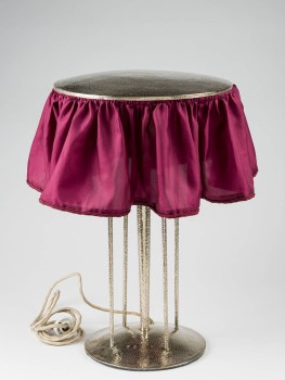 Table lamp, design: Josef Hoffmann