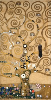 GUSTAV KLIMT, STOCLET FRIEZE