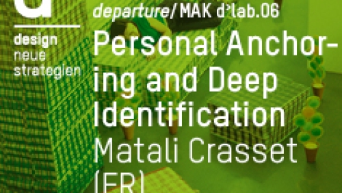 MATALI CRASSET. Personal Anchoring and Strong Identification
