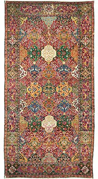 Clam-Gallas Carpet